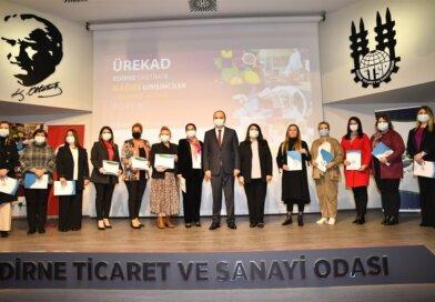 ÜREKAD Ödülleri Sahiplerini Buldu