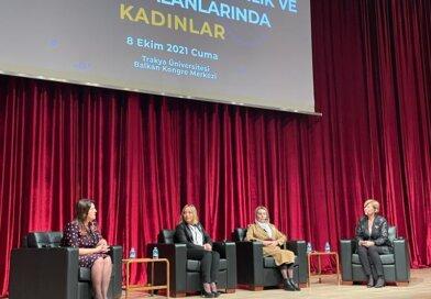 Sivil Toplum, Girişimcilik ve Siyaset Alanlarında Kadınlar