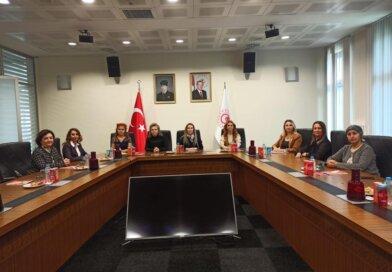 TOBB KGK Edirne İcra Komitesi Toplantısı Kapıkule Gümrük Kapısı Vip Salonunda Gerçekleşti